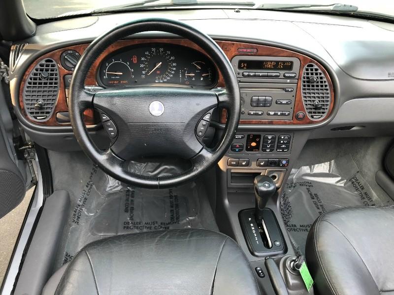 Saab 9-3 Convertible 2002 price $0