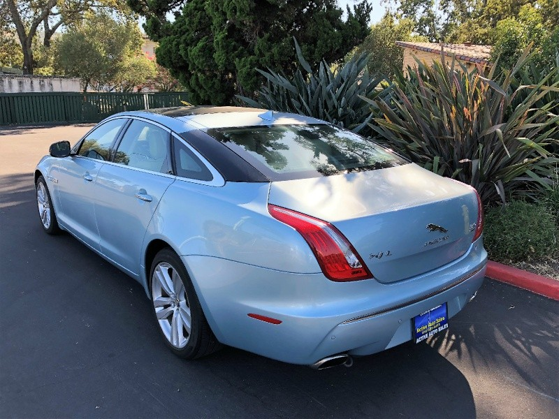Jaguar XJL 2013 price $29,995