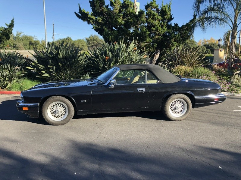 Jaguar XJS Convertible 1994 price $7,658