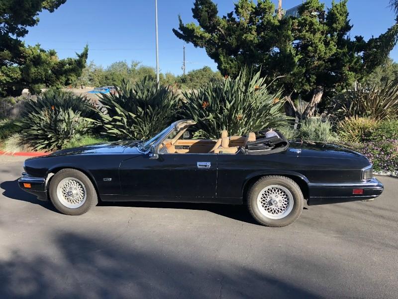 Jaguar XJS Convertible 1994 price $7,658