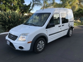 Ford Transit Connect Cargo XLT 2012