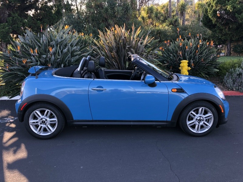 Mini Cooper Roadster 2014 price $13,288