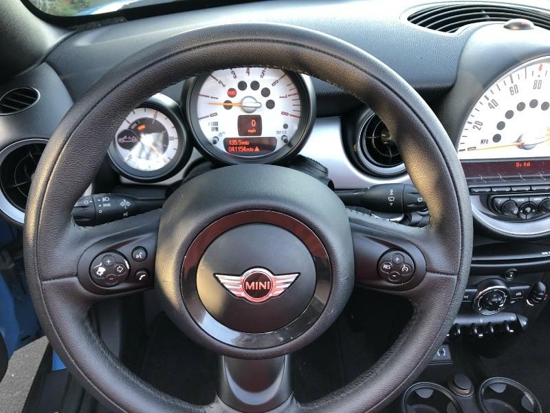 Mini Cooper Roadster 2014 price $13,288