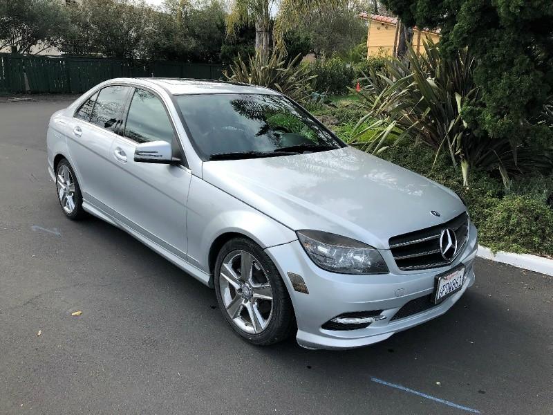 Mercedes-Benz C300 2011 price $10,398