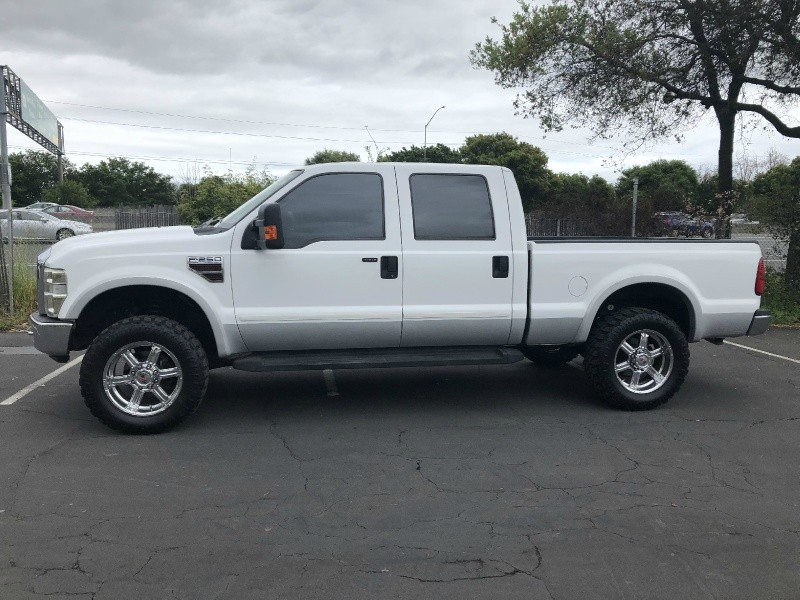 Ford Super Duty F-250 SRW 2008 price $17,995