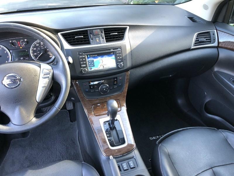 Nissan Sentra SL 2015 price $13,500