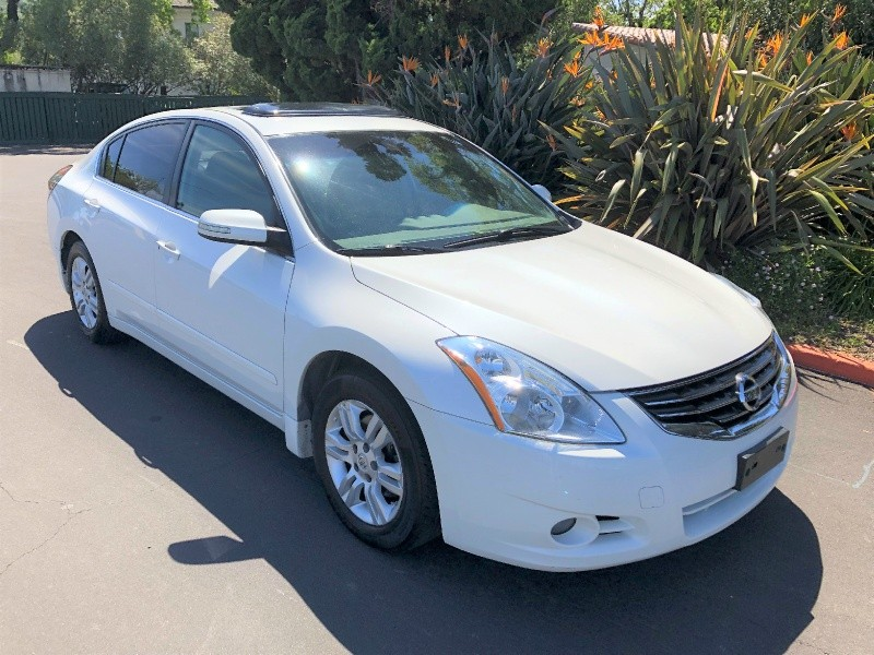 Nissan Altima SL 2012 price $6,995
