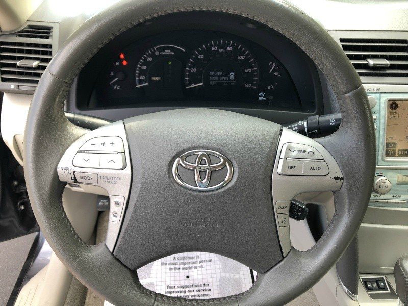 Toyota Camry Hybrid 2008 price $7,995