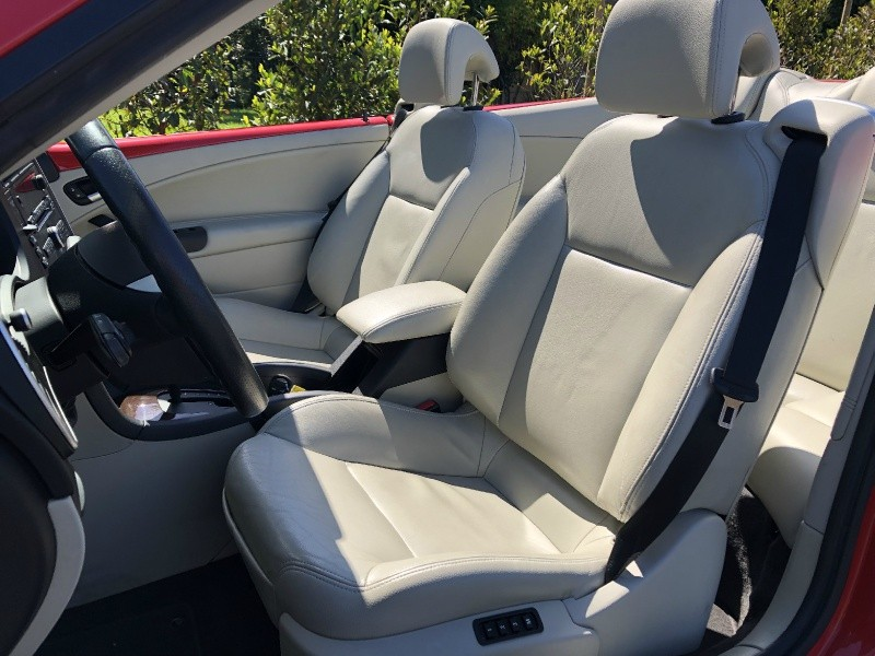 Saab 9-3 Convertible 2008 price $8,500