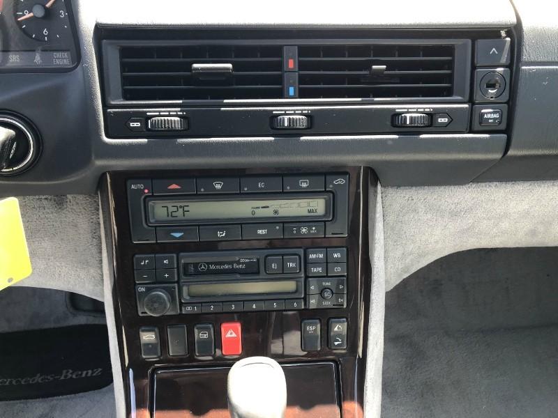 Mercedes-Benz SL 500 Convertible 1998 price $6,995