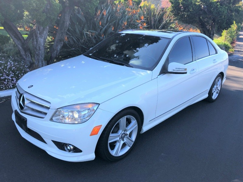 Mercedes-Benz C300 2010 price $8,650