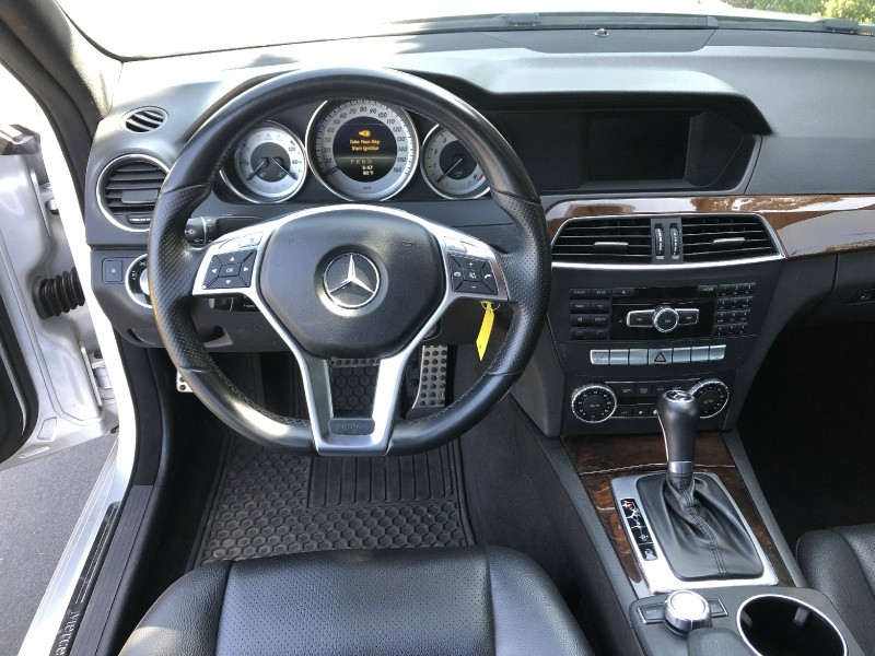 Mercedes-Benz C250 2014 price $13,488