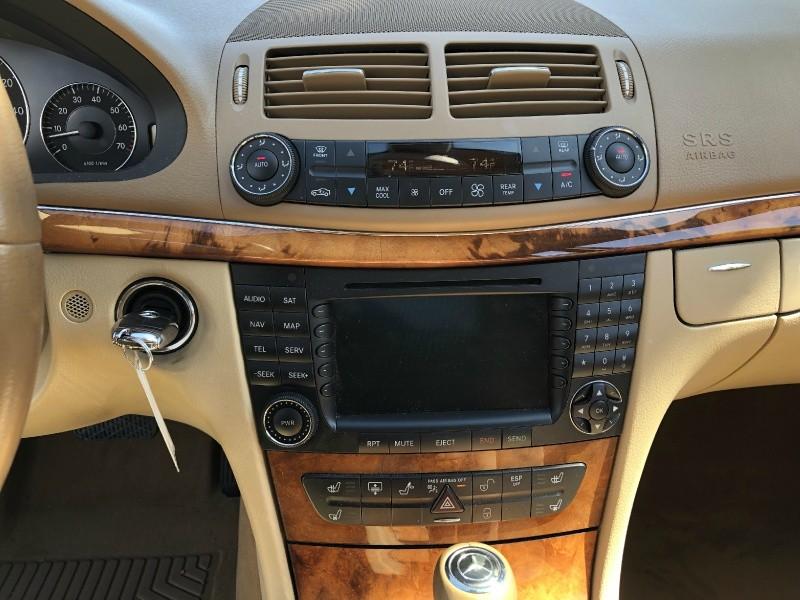 Mercedes-Benz E550 2007 price $8,995