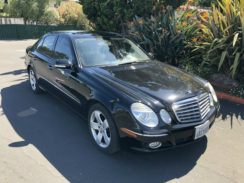 Mercedes-Benz E550 2007 price $8,995