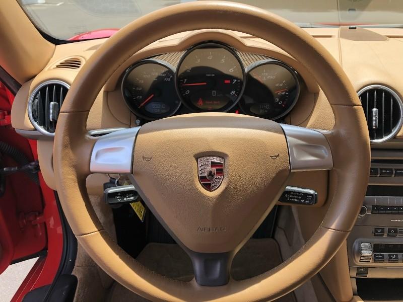 Porsche Cayman 2007 price $16,500