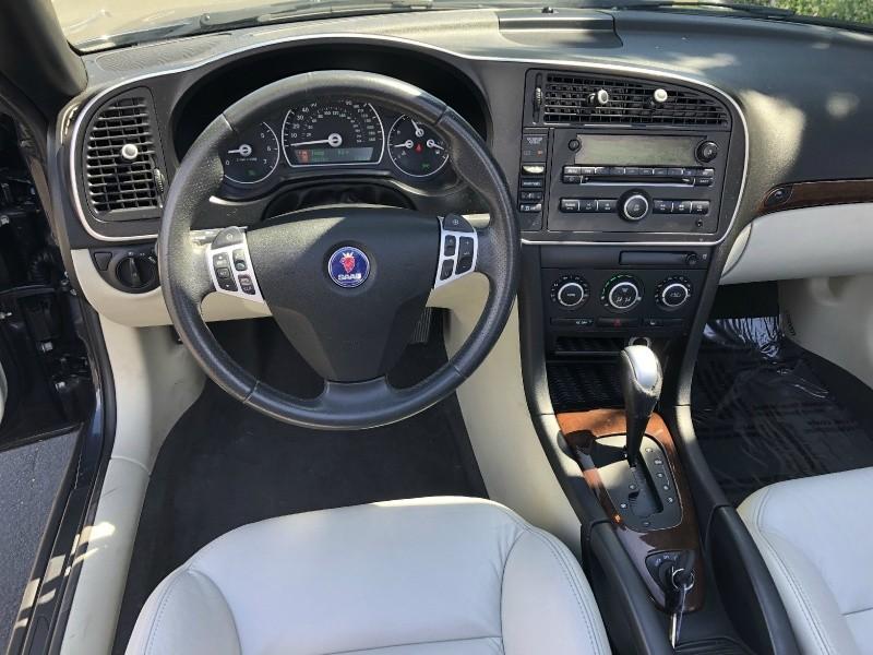 Saab 9-3 Convertible 2011 price $8,995