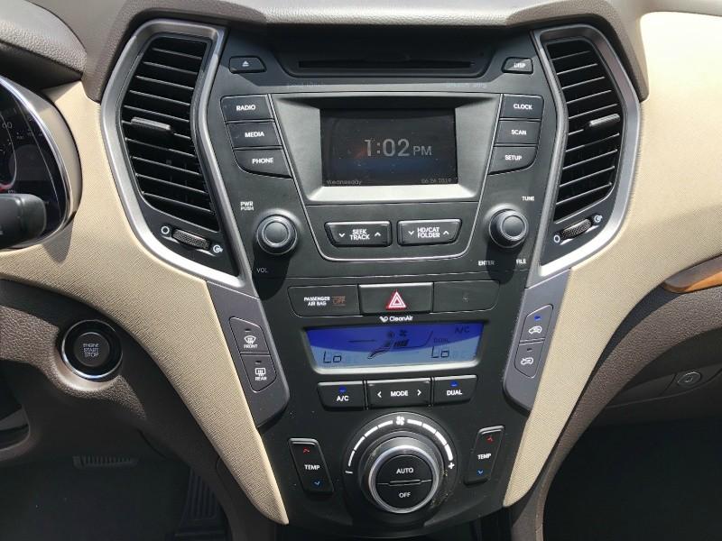 Hyundai Santa Fe 2013 price $16,995