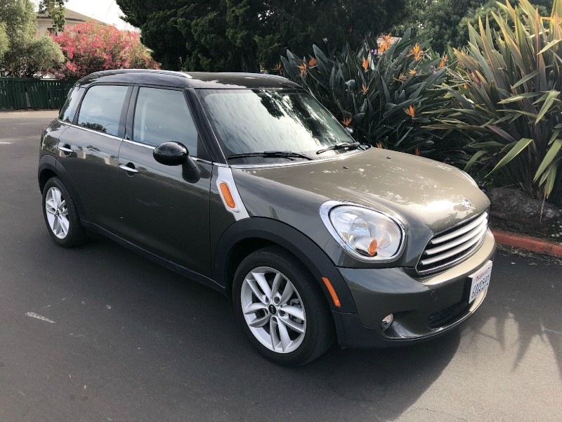 Mini Cooper Countryman 2012 price $11,200