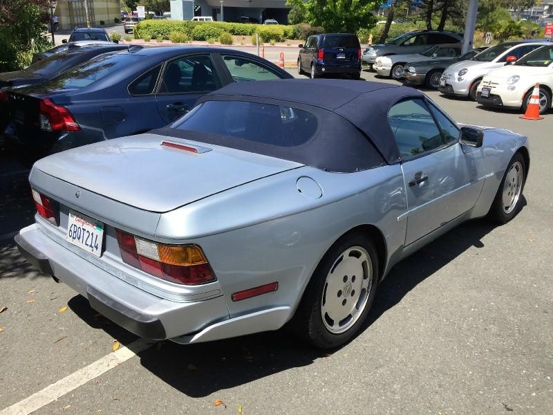 Porsche 944 S2 Convertible 1990 price $7,995