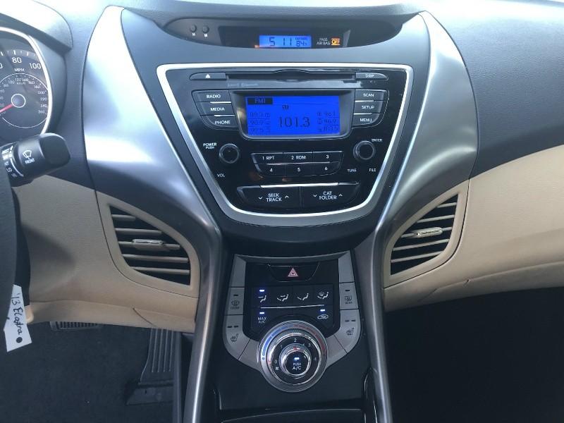 Hyundai Elantra 2013 price $10,200