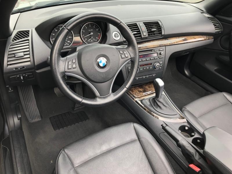 BMW 135i Convertible 2008 price $9,995
