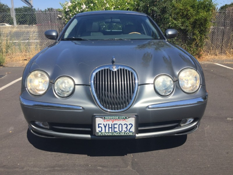Jaguar S-TYPE 2003 price $5,995