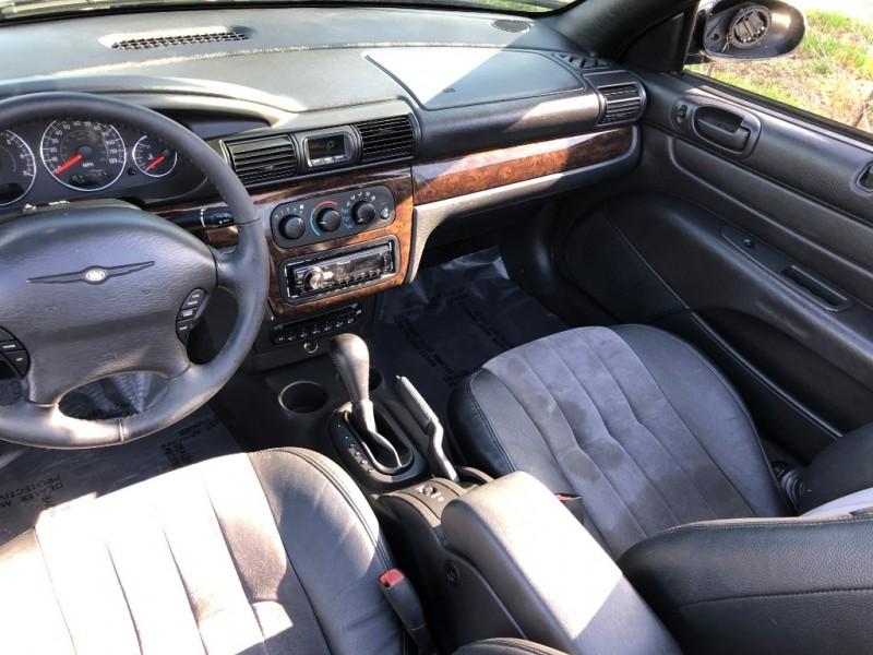 Chrysler Sebring 2004 price $4,895