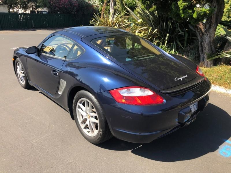 Porsche Cayman 2007 price $15,995