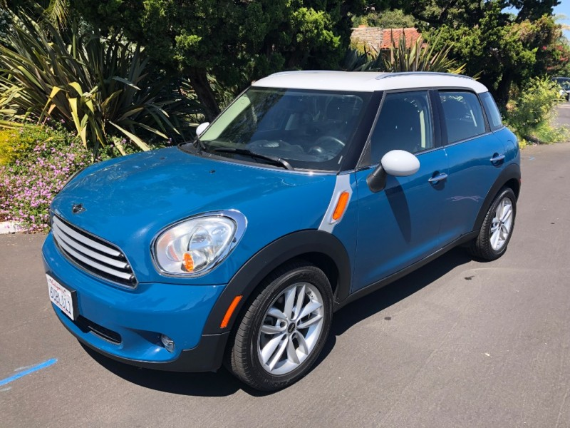Mini Cooper Countryman 2012 price $10,850