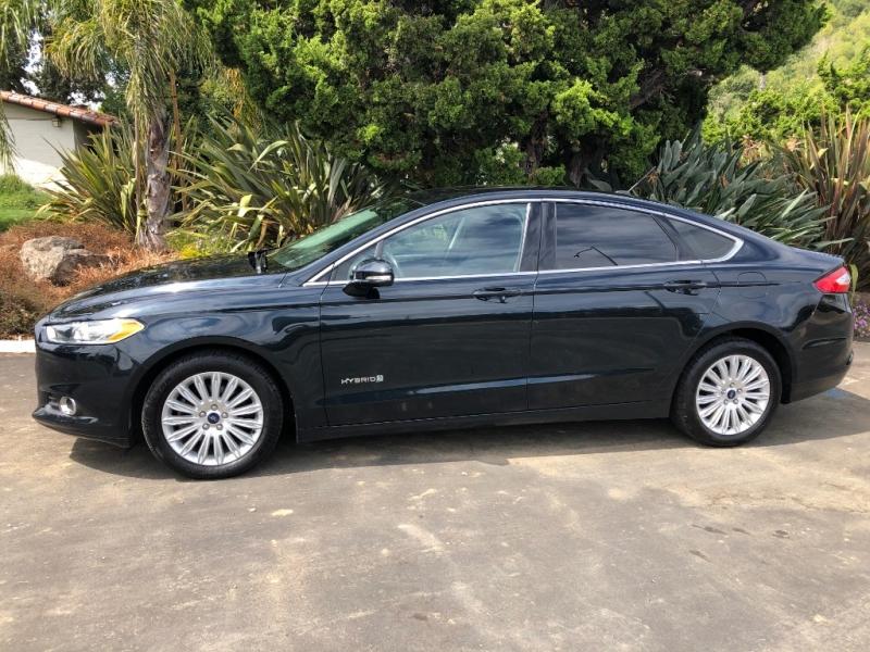 Ford Fusion SE Hybrid 2014 price $9,800