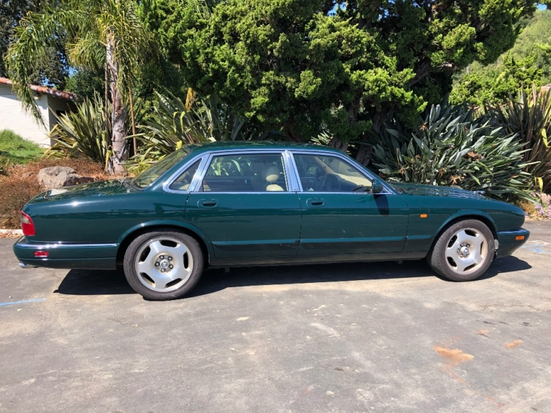 Jaguar XJ 1997 price $4,995