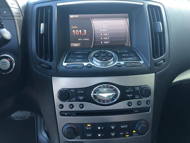 Infiniti G37 Sedan 2012 price $14,995
