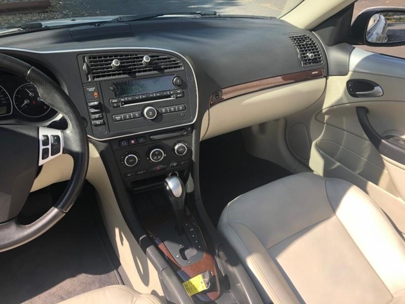 Saab 9-3 Convertible 2008 price $5,995