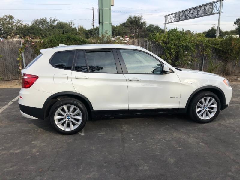 BMW X3 2014 price $16,500