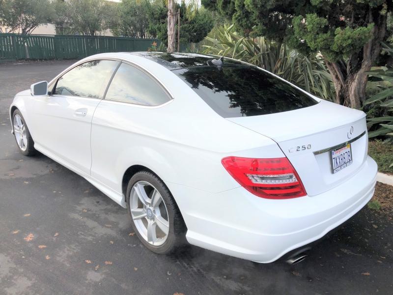 Mercedes-Benz C250 2013 price $12,995