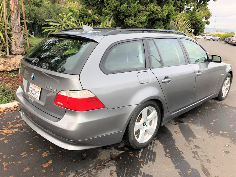 BMW 535xi Wagon 2008 price $8,995