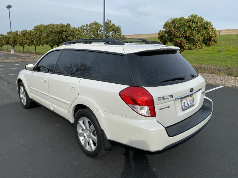 Subaru Outback Ltd AWD 2008 price $8,995
