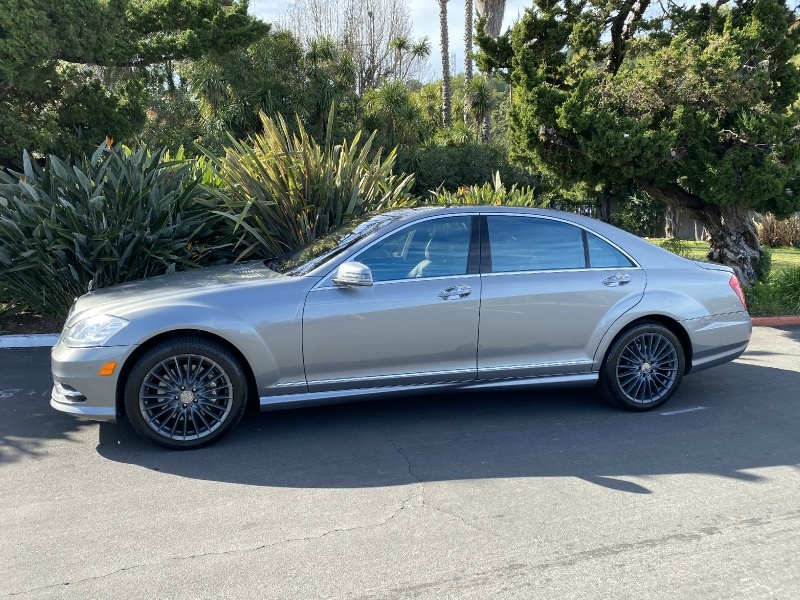 Mercedes-Benz S 550 4Matic 2010 price $18,995