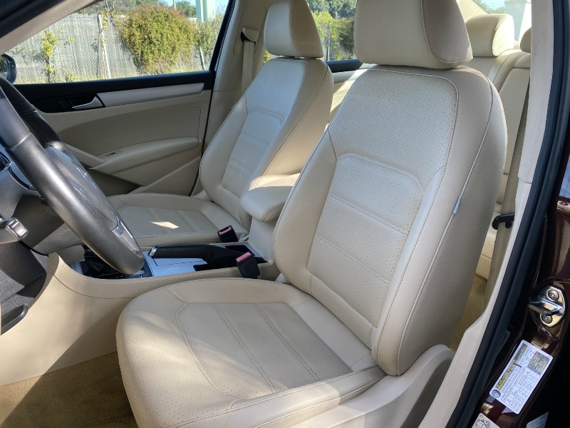Volkswagen Passat TDI 2012 price $10,995