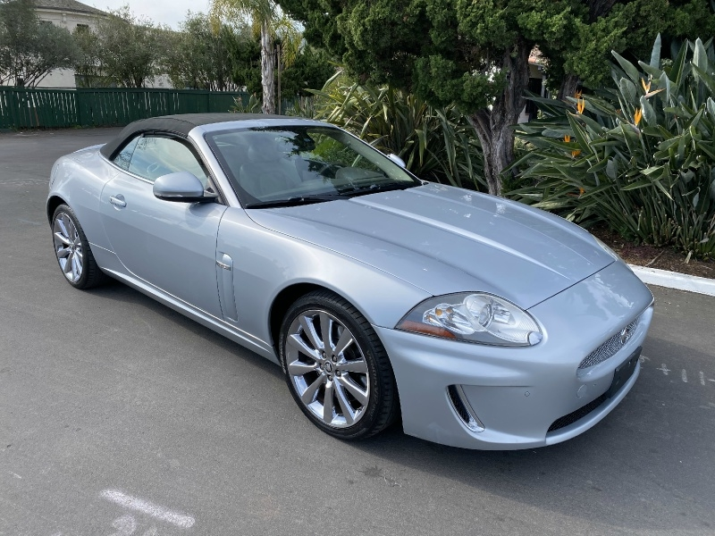 Jaguar XK 2010 price $19,995
