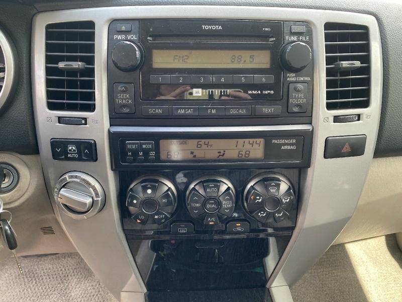 Toyota 4Runner 2007 price $10,850