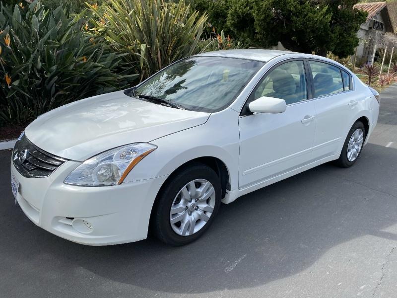 Nissan Altima S 2012 price $6,995