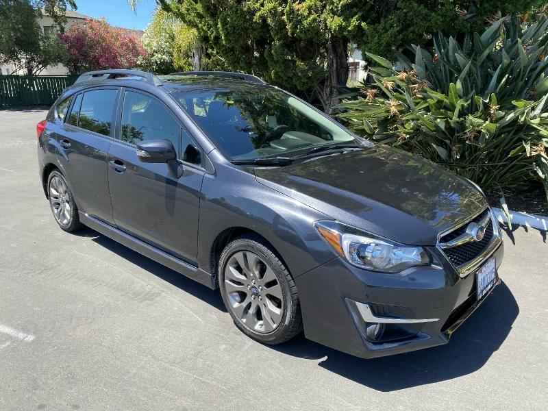 Subaru Impreza Premium Wagon 2016 price $17,500