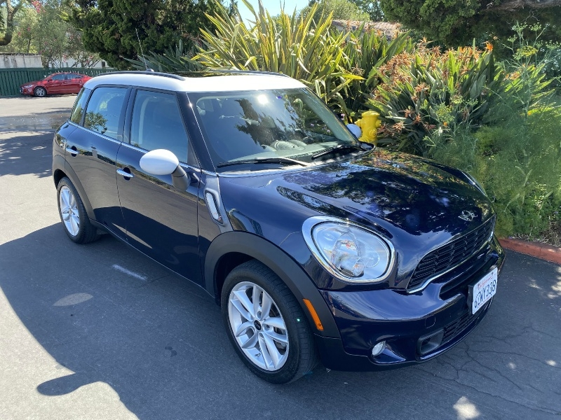 Mini Cooper Countryman S 2013 price $11,995