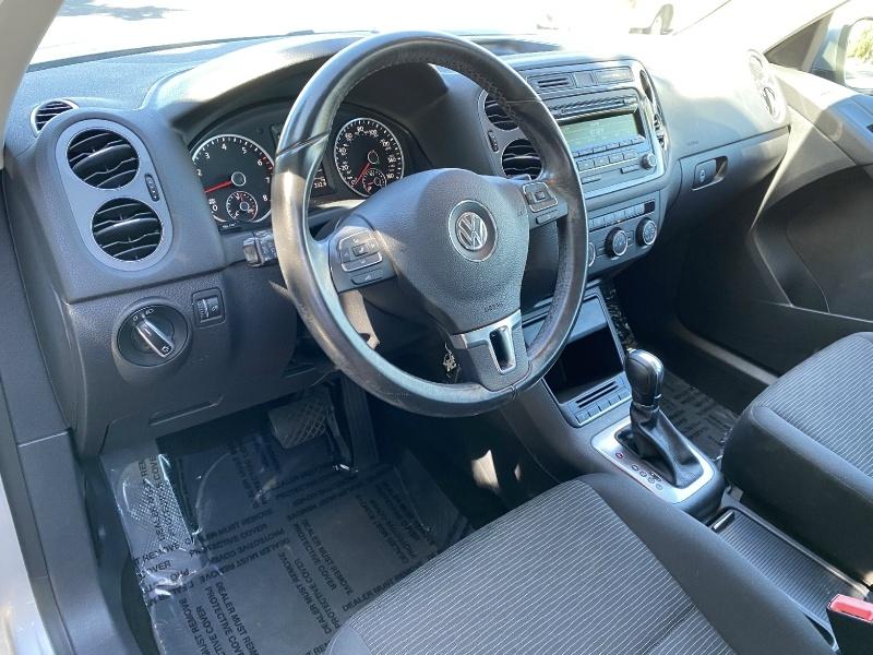 Volkswagen Tiguan 2014 price $9,995