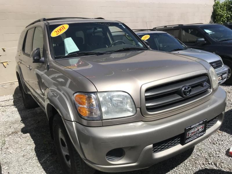 TOYOTA SEQUOIA 2001 price $5,900