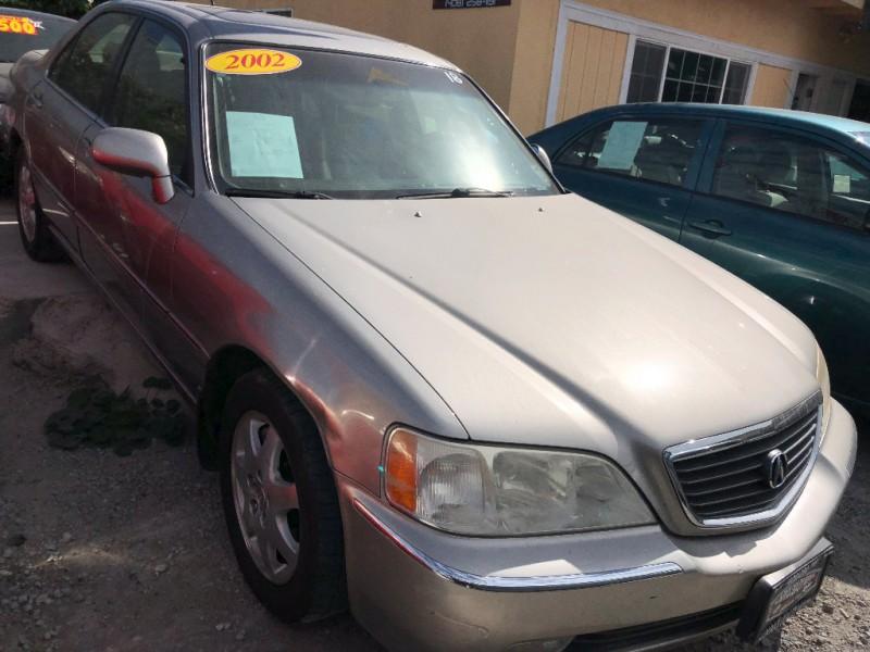 ACURA 3.5RL 2002 price $4,900