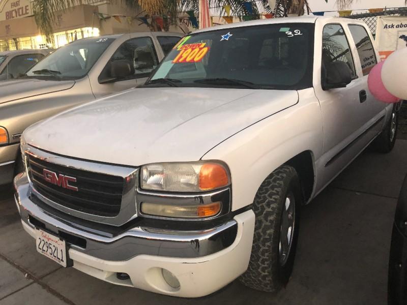 GMC NEW SIERRA 2007 price $10,900