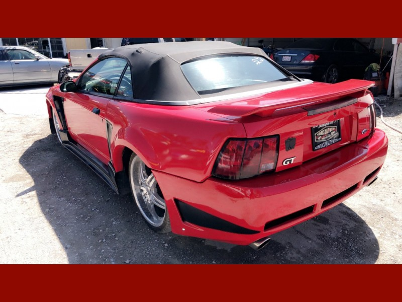 FORD MUSTANG 2002 price $4,500