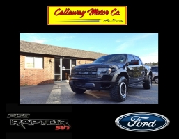 Ford SVT Raptor 2013